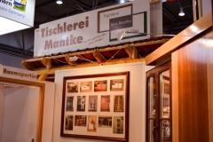 Messestand auf der Mitteldeutschen Handwerksmesse